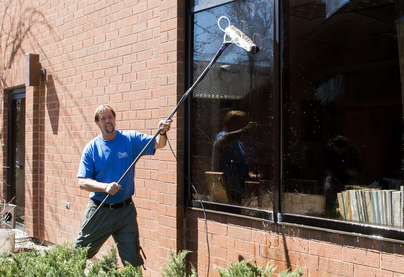 Exterior-Window-Cleaning-Greenwood-Village-CO