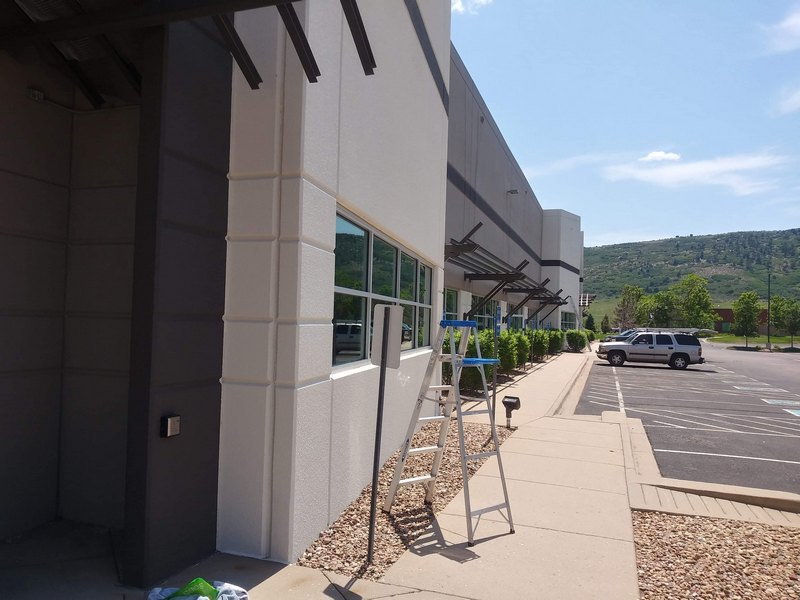Commercial-Window-Washing-Greenwood-Village-CO