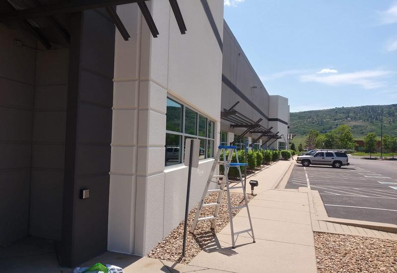 Building-Window-Cleaning-Highlands-Ranch-CO